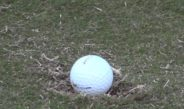 Playing out of & replacing a divot – Golf Victoria Rules & Etiquette Segment
