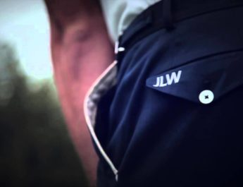 Bespoke Tailored Golf Trousers by Saint Crispin Bespoke Menswear