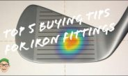 TOP 5 GOLF IRON BUYING TIPS