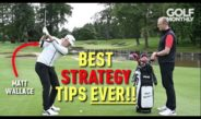 Best Strategy Tips Ever! With Matt Wallace | Golf Monthly