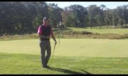 Golf Lessons – Chipping from rough