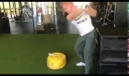 Golf Fitness Disassociation Exercise