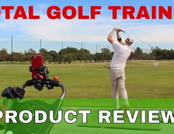 "Training Aid Review ""Total Golf Trainer"" FIX any Fault?"