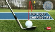 TOP 3 GOLF CHIPPING TIPS – EASY TECHNIQUE
