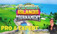 Golf Clash tips, Hole 1 – Par 4, Koh Hong Resorts – Paradise Islands Tournament – PRO & EXPERT Guide