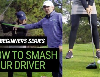 Golf for Beginners – How to smash a driver