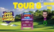 Golf Clash tips, Hole 2 – Par 3, Vineyard Acres – Mountain Tour, Tour 8 – GUIDE/TUTORIAL