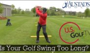 How Far Should Your Backswing Be in Golf? (Golf Swing Basics)