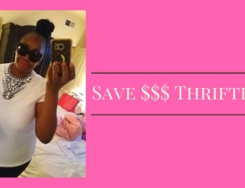 How I Saved $1000 Thrifting Designer Clothes