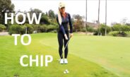 Chipping | Golf Tips With Alisa