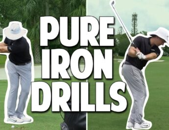 The Best Golf Tips To Strike Your Irons PURE!