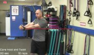 Top 4 Golf Fitness Resistance Band Exercises