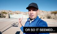 TOP SECRET GOLF COURSE FOUND IN NEVADA! | GOLF VLOG 2
