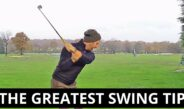 THE GREATEST GOLF TIP OF ALL TIME