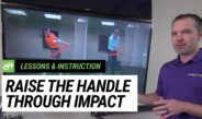 Golf Instruction: Correct Handle Position at Impact