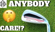 WHY NO ONE REVIEWS LADIES GOLF EQUIPMENT!?